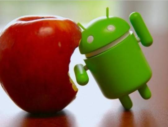 Como migrar do Iphone para o Android e do Android para o Iphone.