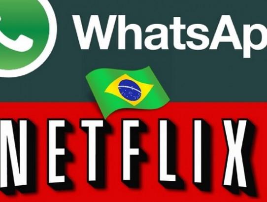 Acredite: você vai 'pagar a conta' da regulamentação do Netflix e WhatsApp.