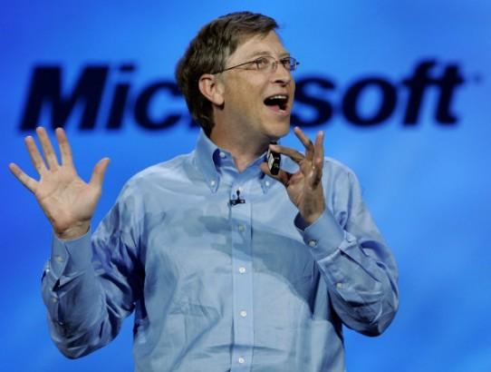 Os 5 maiores feitos de Bill Gates