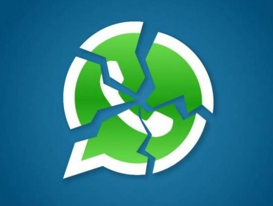 Erro faz WhatsApp 'quebrar' com mensagem repleta de emojis.