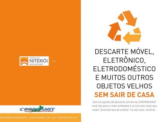 Lixo eletrônico - Saiba como descartar corretamente!