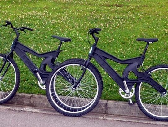 Empresa brasileira produz bicicletas feitas 100% de garrafa PET