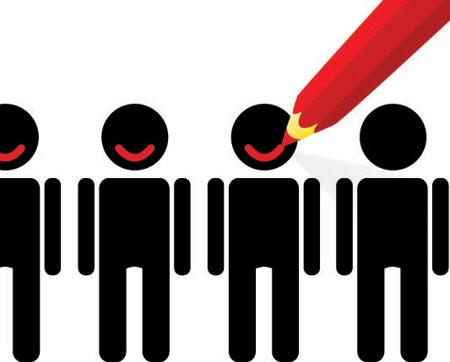 Possíveis clientes satisfeitos com o atendimento