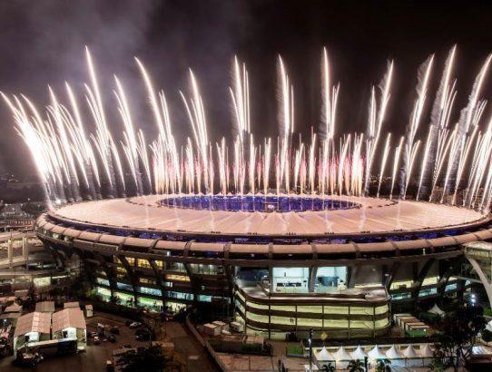 É hoje! Abertura das Olimpíadas Rio 2016
