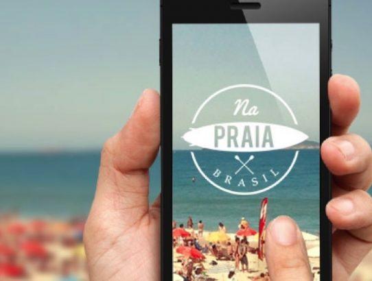 """Uber"" da praia une vendedores ambulantes a consumidores no RJ"
