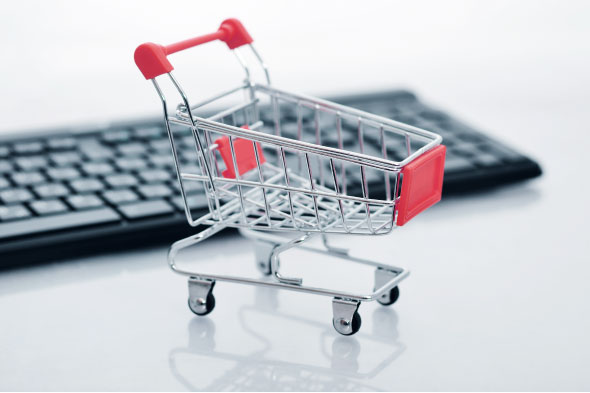 Carrinho de e-commerce