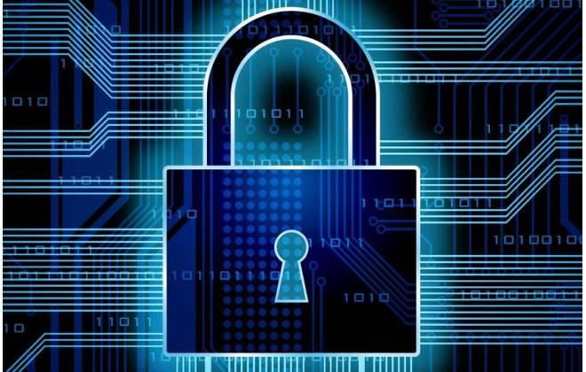 cadeado criptografado
